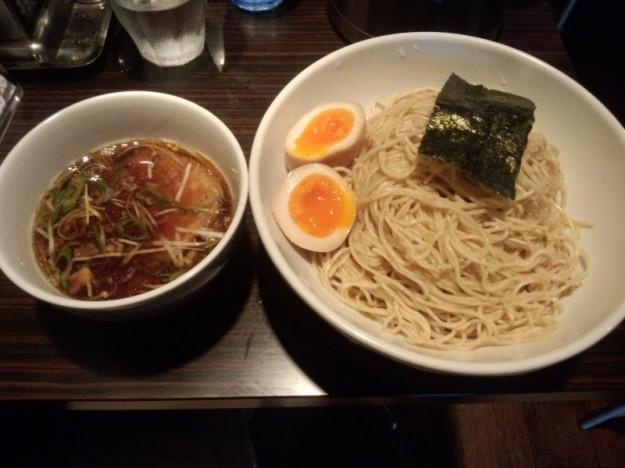 京鰹節つけ麺 愛宕 [新橋駅/港区]