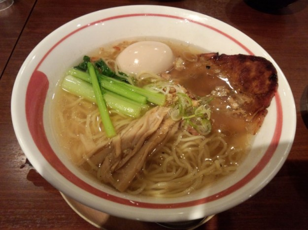 麺屋空海 [浜松町駅/港区]