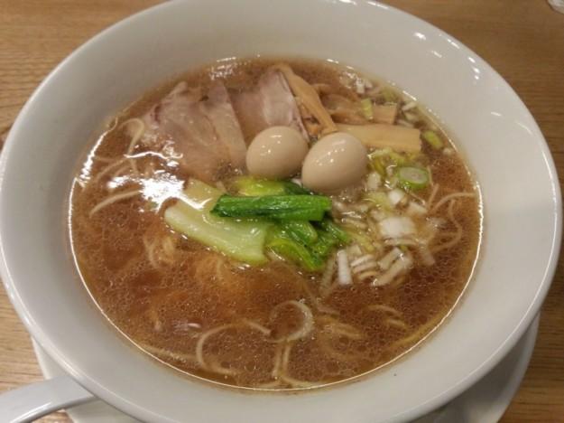 江戸前つけ麺 サスケ [浜松町駅/港区]
