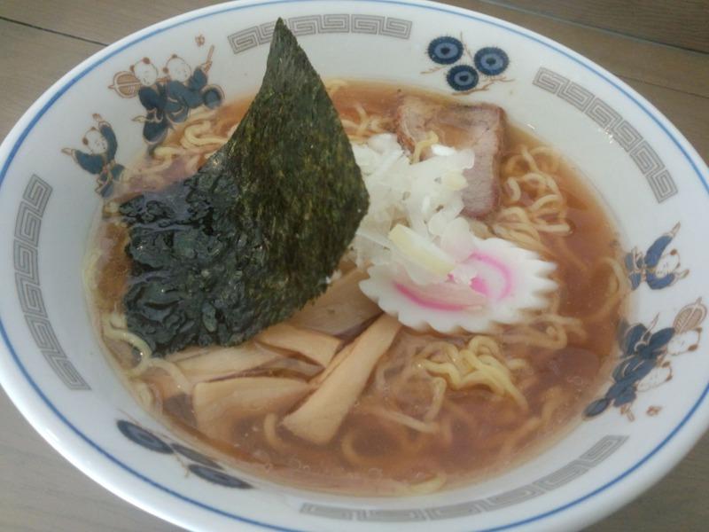 昔らーめん(B級グル麺 [千葉駅/千葉市中央区] )