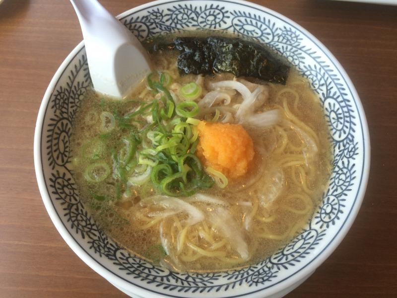丸源ラーメン 千葉寺店 - 肉そば
