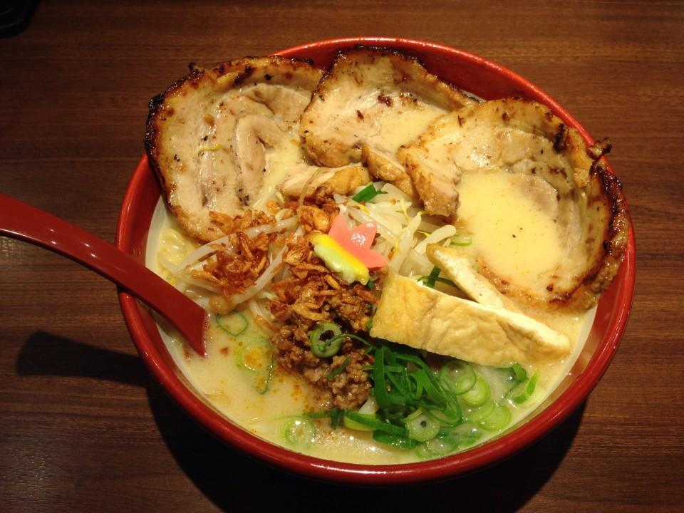 田所商店 千葉北店 西京味噌ラーメン
