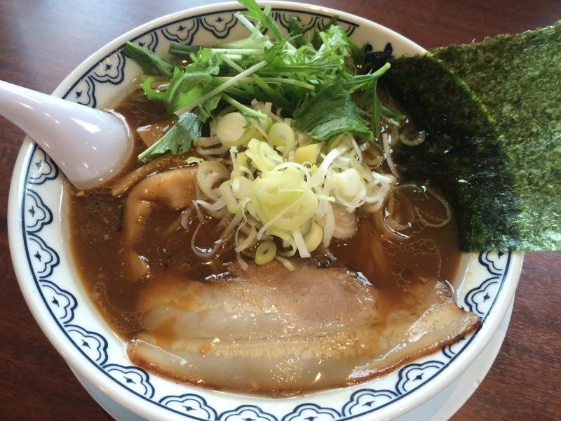 東京豚骨拉麺ばんから 千葉おゆみ野店 - 中華そば