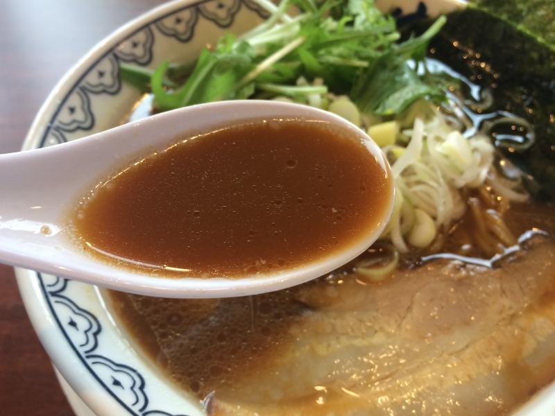 魚介香るスープ