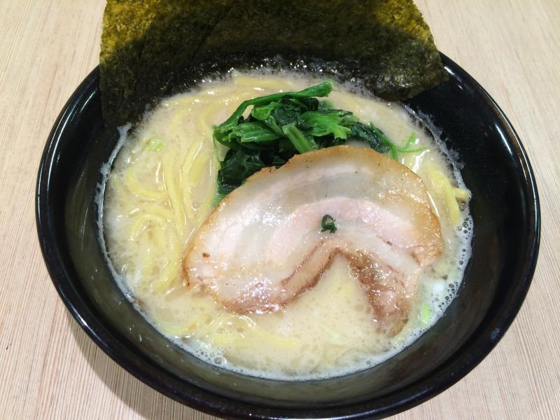 希屋(のぞみや)- 横浜家系らーめん(醤油味)