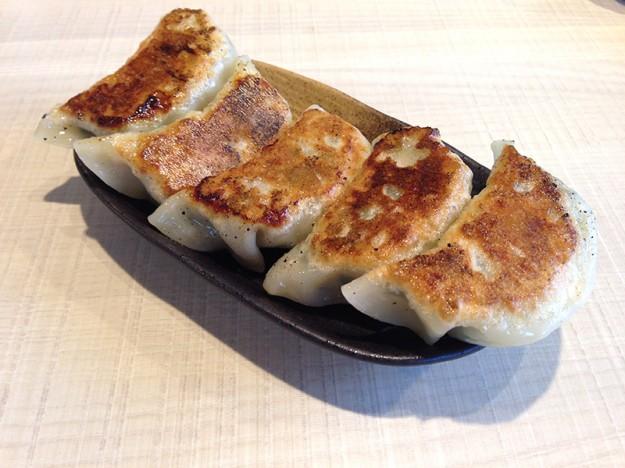 ボンズ焼き餃子