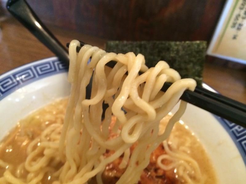 太麺モチモチ