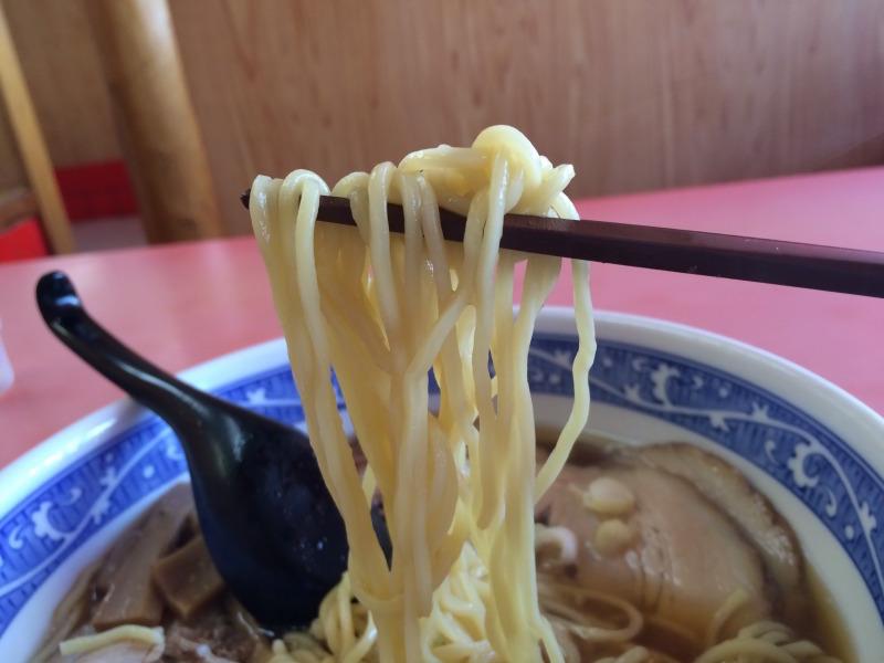 細麺?これが細麺なの?