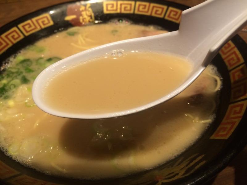 一蘭のスープ