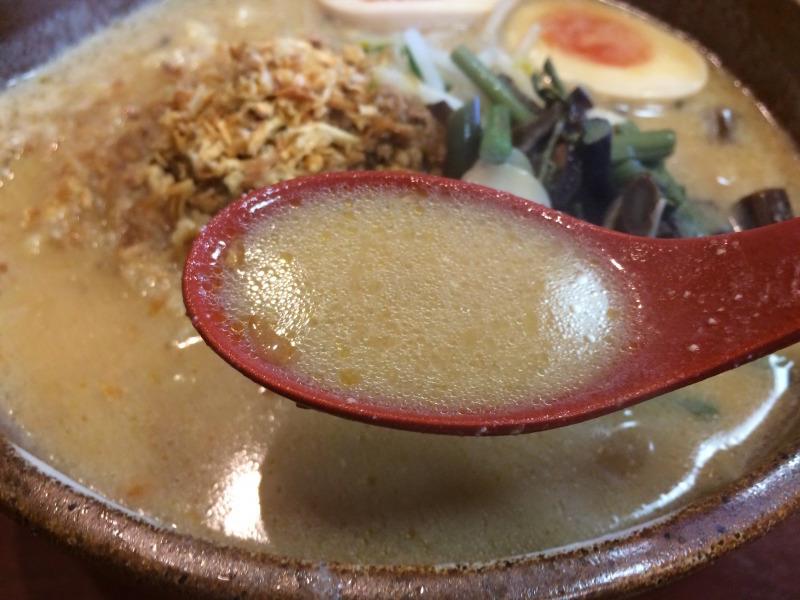 信州味噌スープ