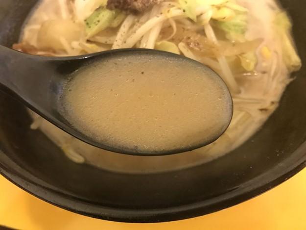 ややとろみのあるスープ