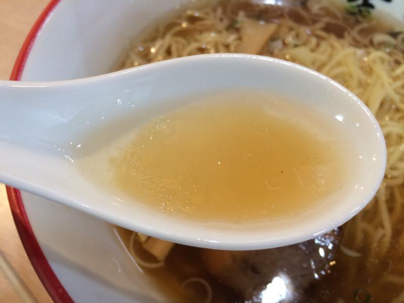 淡麗煮干スープ