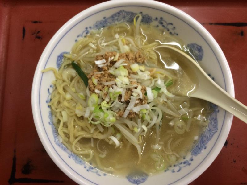 天天 - 台湾ラーメン