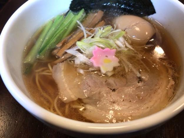 丹治醤油味玉ラーメン3