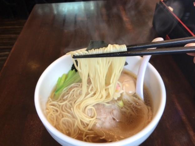 細麺ストレート