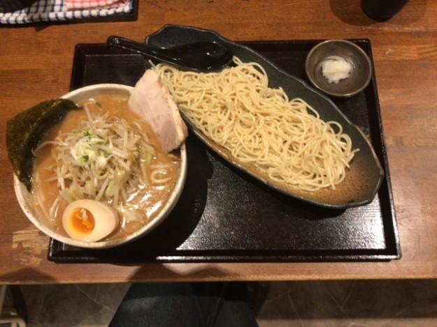 ぱんどらのつけ麺