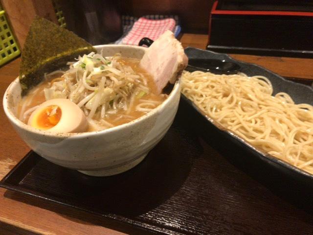 佐倉ぱんどらのつけ麺