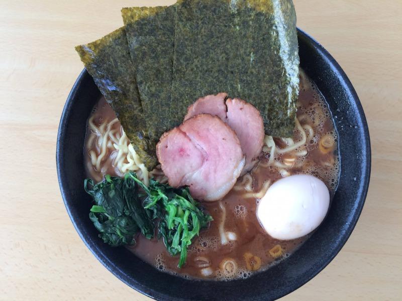 福屋 - 半熟味玉ラーメン(中)