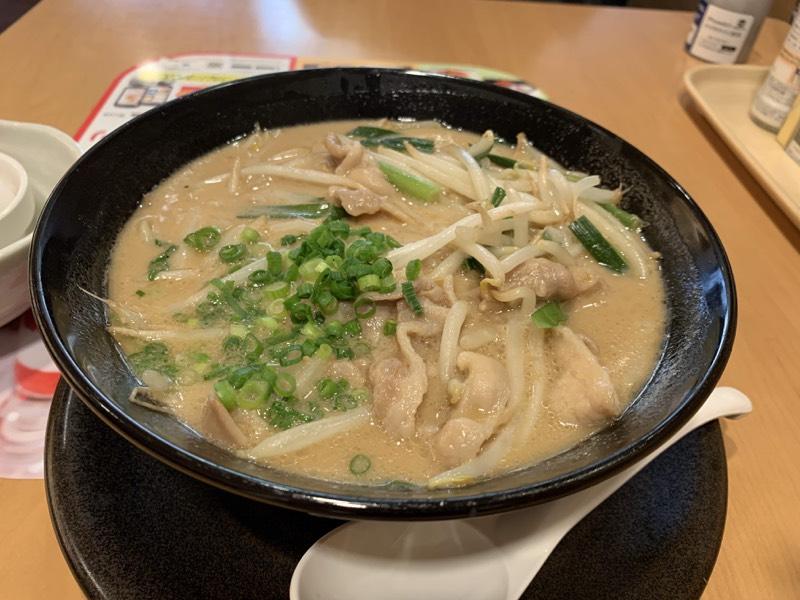ガスト - 徳島ラーメン