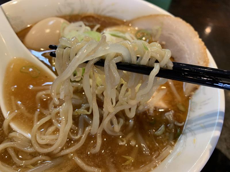 特製麺&鰹ス〜プ