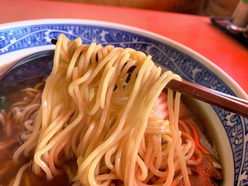 シンプルで素朴な麺が最高!!です✨