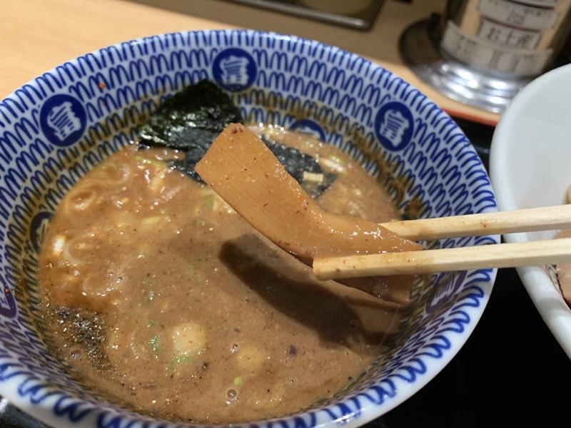 箸休めのメンマがナイス