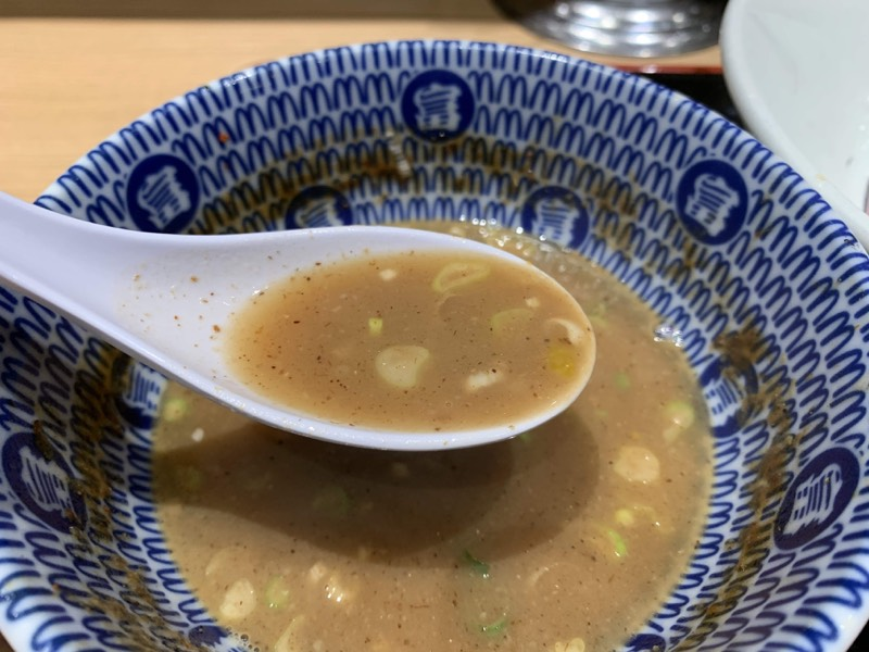もちろん、スープ割りで最後まで堪能です