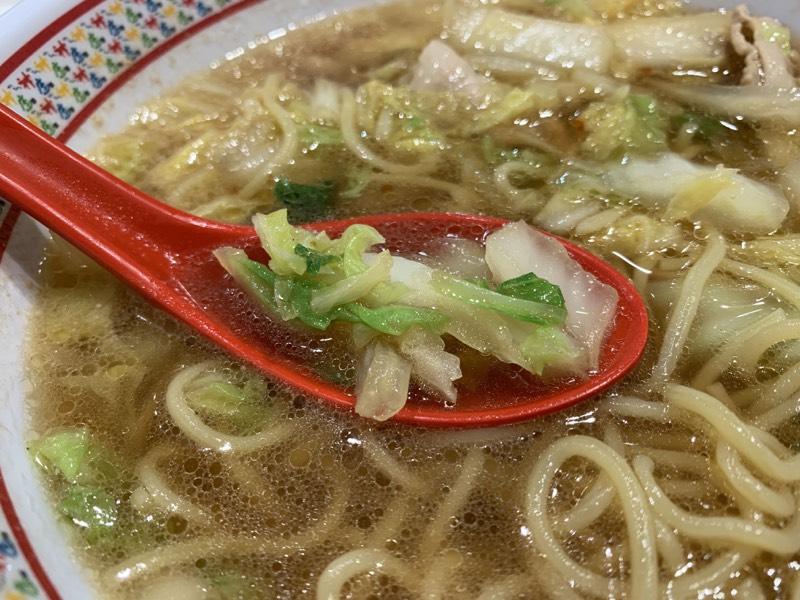 スープをたっぷり吸った白菜にレンゲが止まらない♡