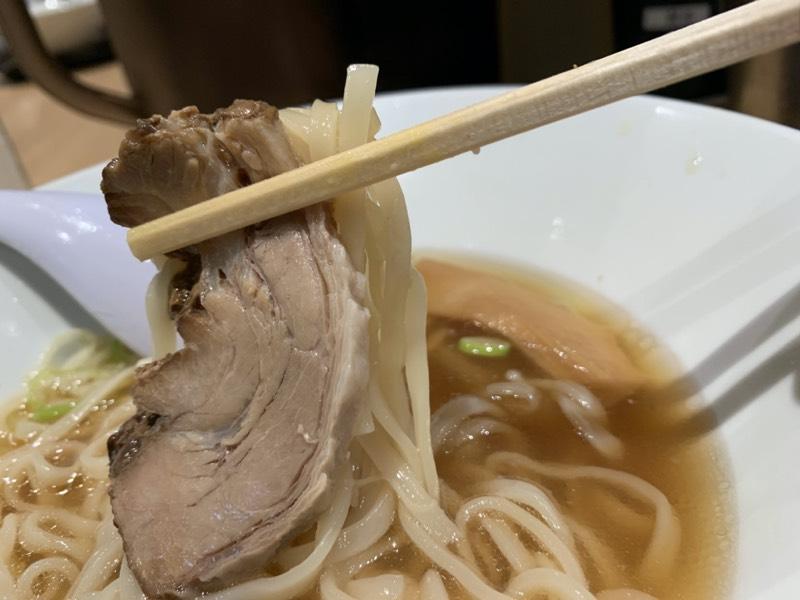 チャーシュー&麺のコラボレーション✨