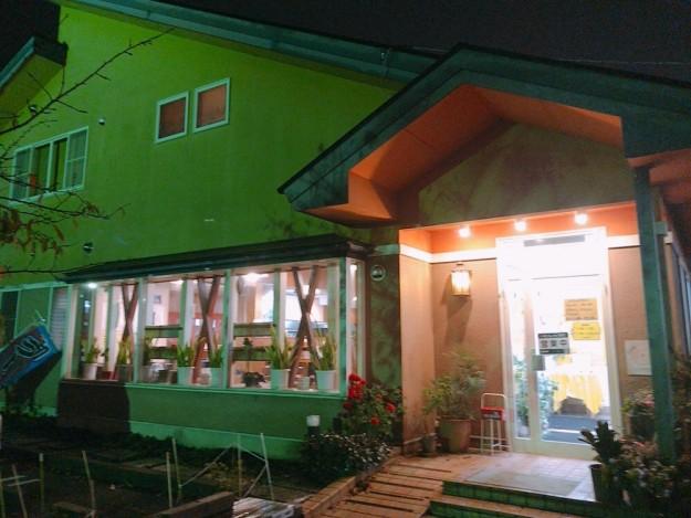 ユーカリが丘元祖札幌や外観