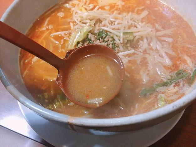 スープがゼツのピン