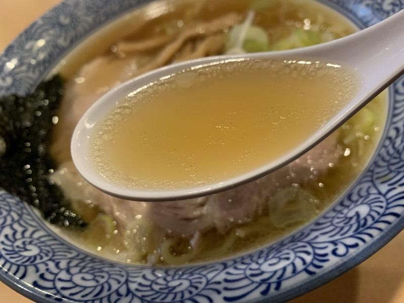 スープが薄い!本当に醤油スープなの?