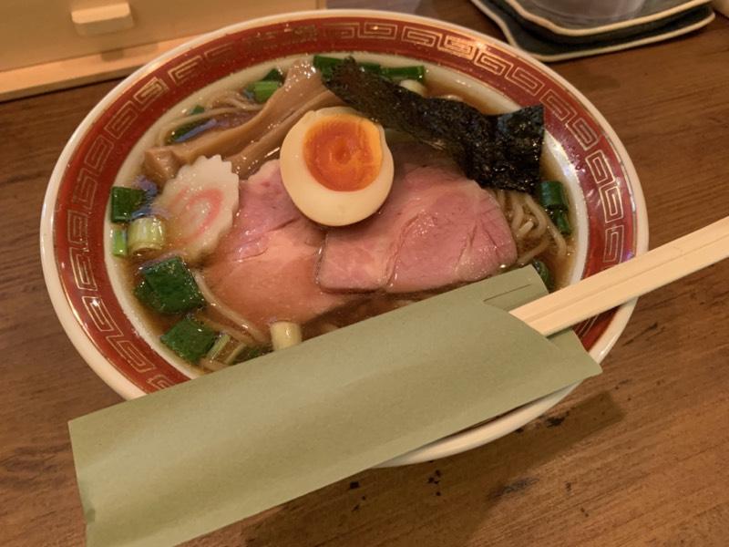 拉麺いさりび - ネオ中華そば