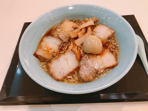 竹岡風熟成醤油ラーメン
